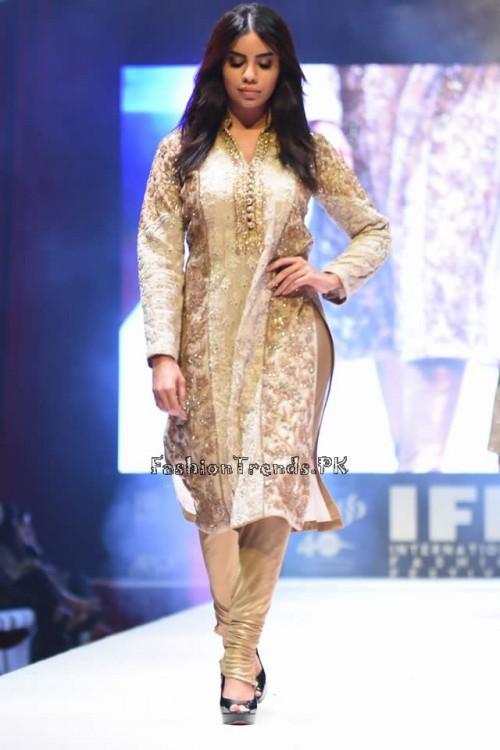 Umar Sayeed Bridal Collection at QIFF (8)