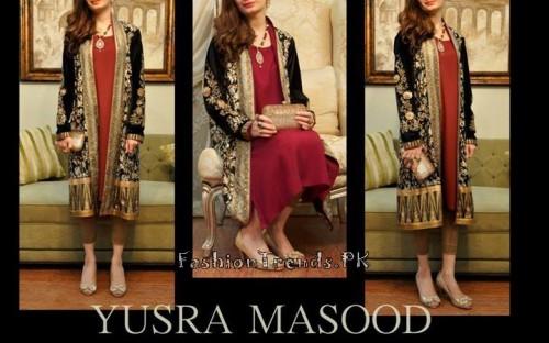 Yusra Masood Summer Lawn Dresses 2015 (4)