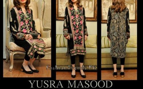 Yusra Masood Summer Lawn Dresses 2015 (6)
