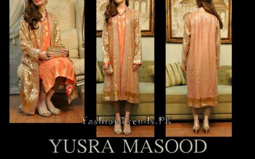 Yusra Masood Summer Lawn Dresses 2015 (7)