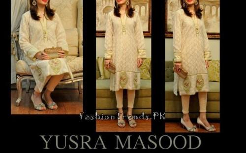 Yusra Masood Summer Lawn Dresses 2015 (9)