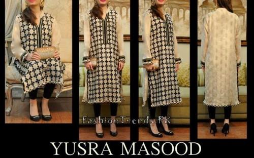 Yusra Masood Summer Lawn Dresses 2015 (16)