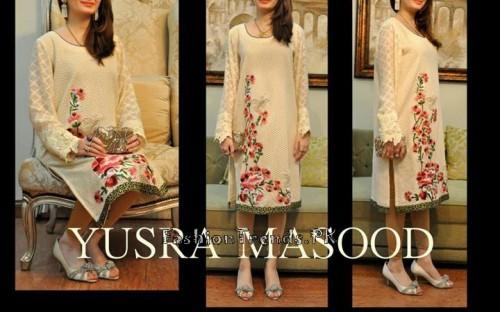 Yusra Masood Summer Lawn Dresses 2015 (18)