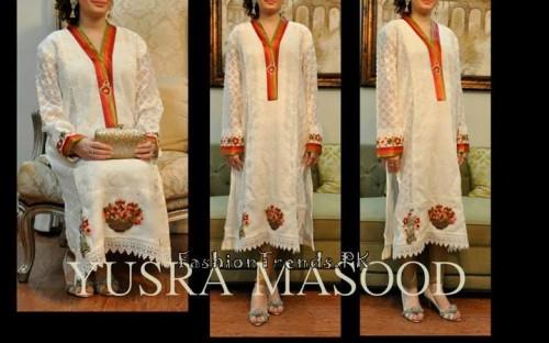 Yusra Masood Summer Lawn Dresses 2015 (20)
