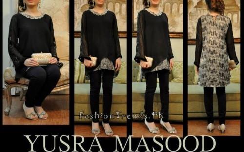 Yusra Masood Summer Lawn Dresses 2015 (21)