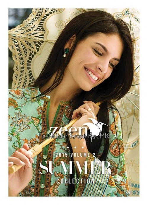 Zeen Summer Vol 2 Collection 2015 (1)