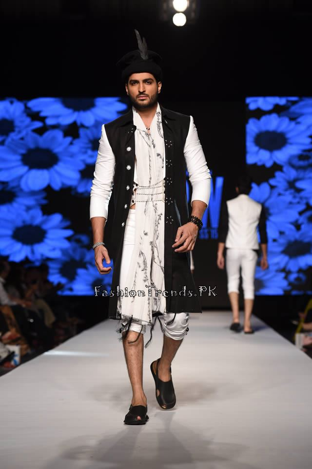 Abdul Samad Uptown Funk Collection At Tfpw 2015 Fashion 2017