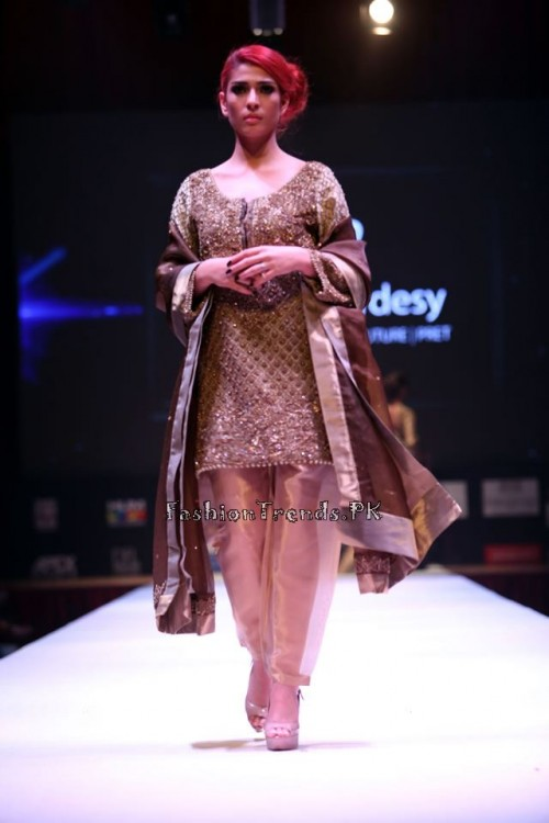 Adnan Pardesy Bridal Collection at 2015 IFF Doha (2)