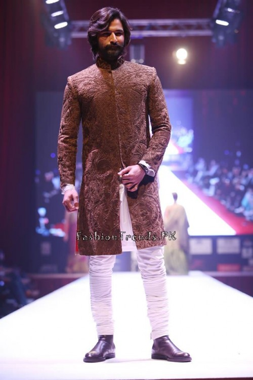 Adnan Pardesy Bridal Collection at 2015 IFF Doha (5)