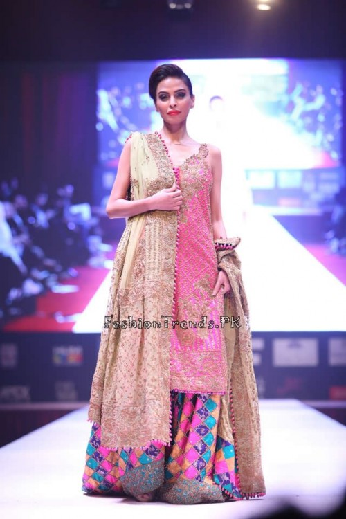 Adnan Pardesy Bridal Collection at 2015 IFF Doha (9)