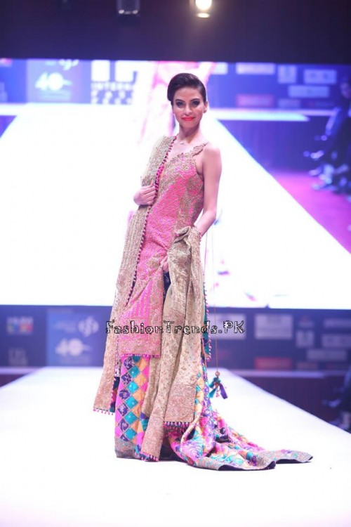 Adnan Pardesy Bridal Collection at 2015 IFF Doha (10)
