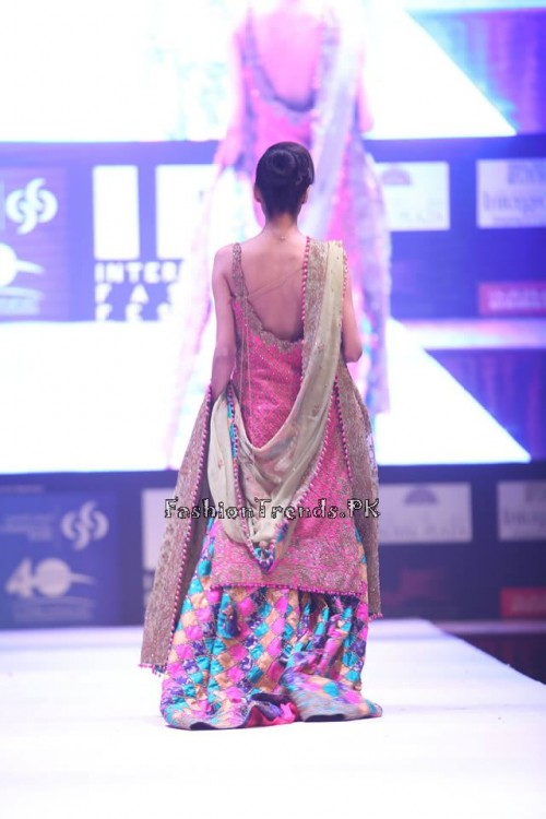Adnan Pardesy Bridal Collection at 2015 IFF Doha (11)