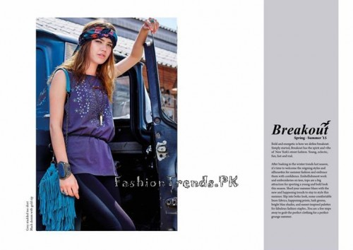 Breakout Summer Collection 2015 (2)