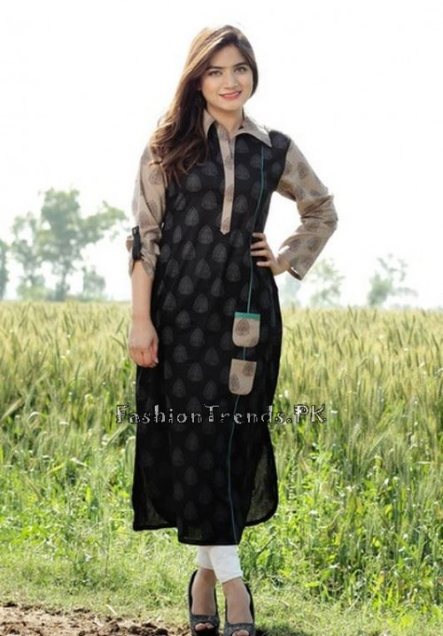 Damak Girls Kurtis 2015 For Summer (1)