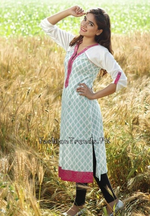 Damak Girls Kurtis 2015 For Summer (2)