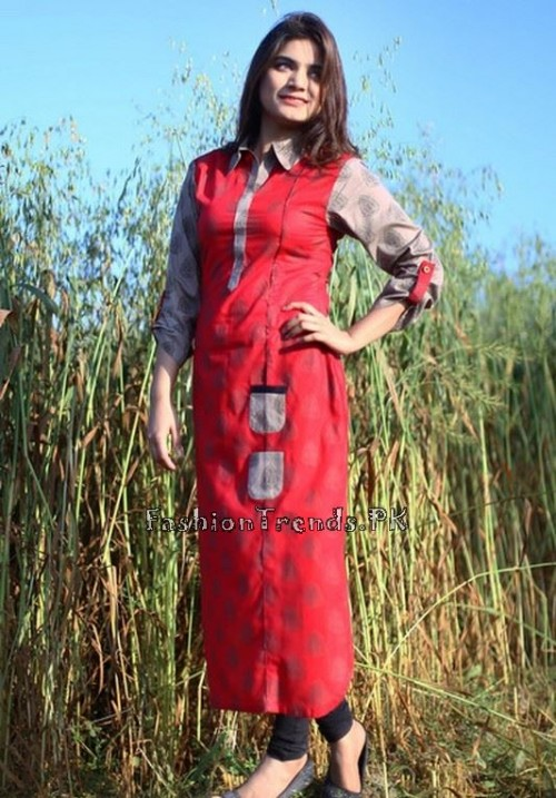 Damak Girls Kurtis 2015 For Summer (5)