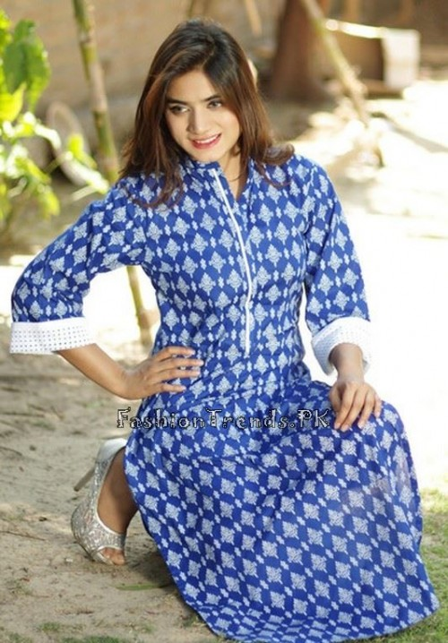 Damak Girls Kurtis 2015 For Summer (7)