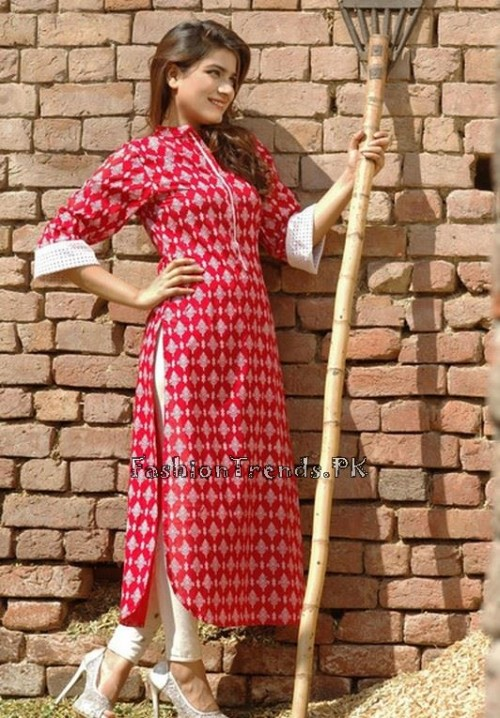 Damak Girls Kurtis 2015 For Summer (9)