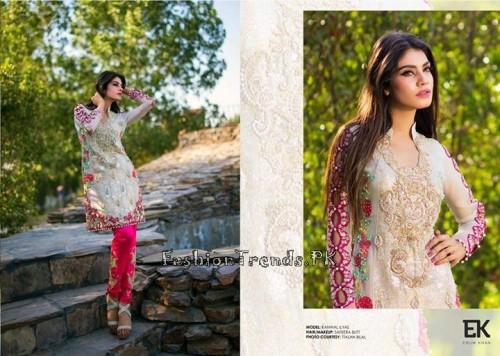 Erum Khan Formal Wear Dresses 2015 (2)