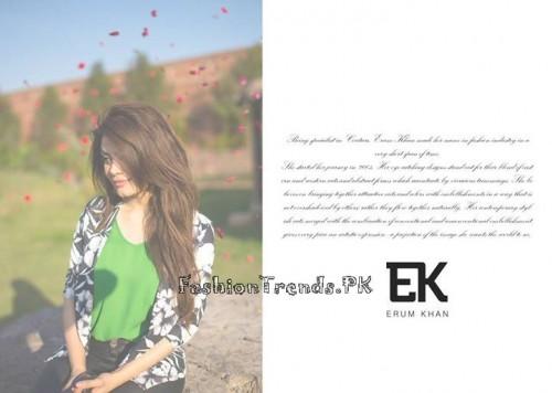 Erum Khan Formal Wear Dresses 2015 (10)