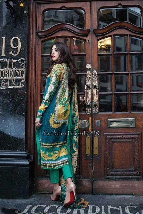 Farah Talib Aziz Lawn Collection 2015 (15)