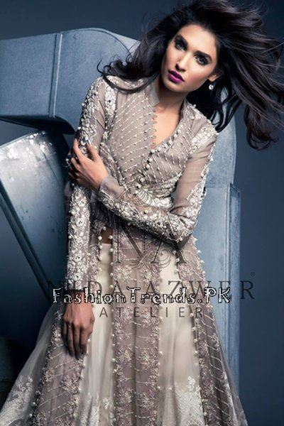 Nida Azwer Party Wear Collection 2015 (8)