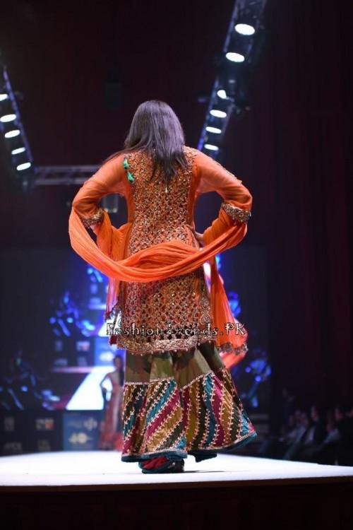 Rana Noman Haq Bridal Collection at International Fashion Festival 2015 (11)