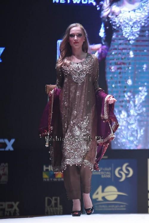 Rana Noman Haq Bridal Collection at International Fashion Festival 2015 (17)