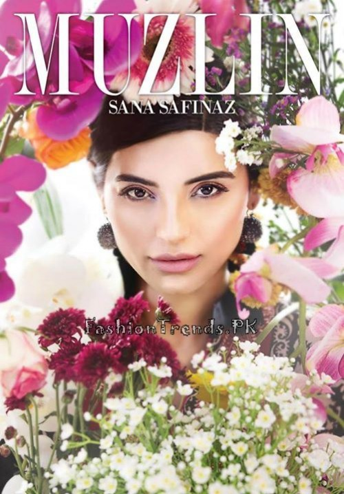 Sana Safinaz Unstitched Summer Collection 2015 (1)