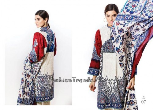 Sana Safinaz Unstitched Summer Collection 2015 (8)