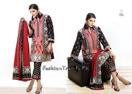 Sana Safinaz Unstitched Summer Collection 2015 (16)
