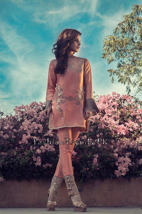 Sana Salman Formal Wear Collection 2015 (1)