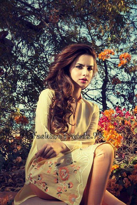Sana Salman Formal Wear Collection 2015 (8)