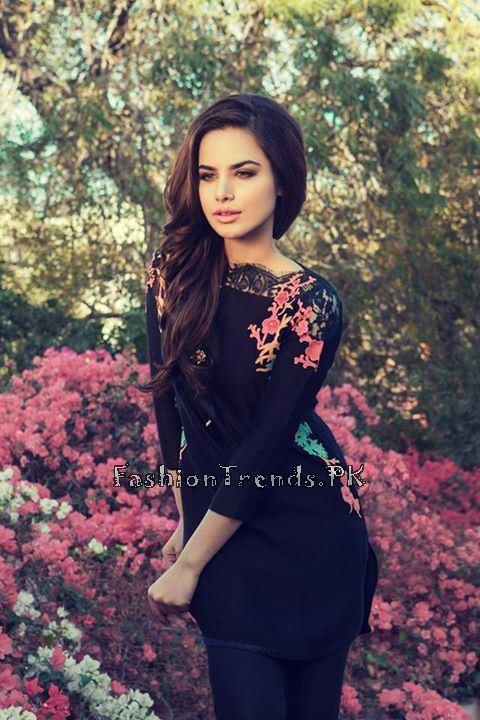 Sana Salman Formal Wear Collection 2015 (9)