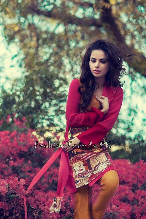 Sana Salman Formal Wear Collection 2015 (11)