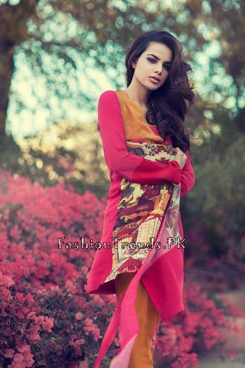 Sana Salman Formal Wear Collection 2015 (12)