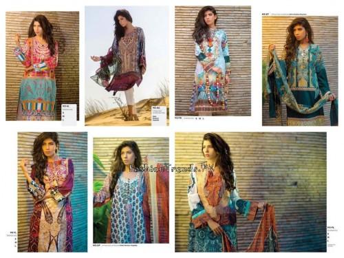Shamaeel Ansari Summer Collection 2015 (1)