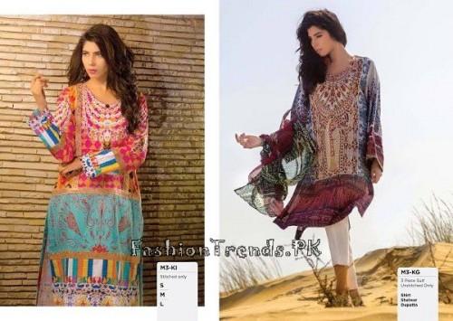 Shamaeel Ansari Summer Collection 2015 (3)