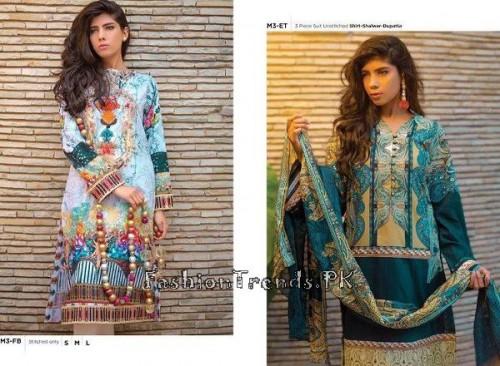 Shamaeel Ansari Summer Collection 2015 (6)