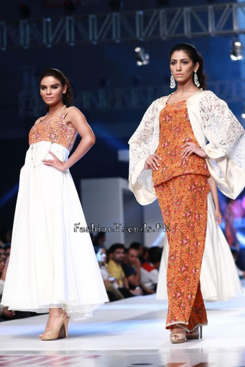 Shirin Hassan 'Rock N Rolla'Col. at PFDC Sunsilk Fashion Week 2015 (1)