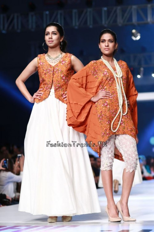 Shirin Hassan 'Rock N Rolla'Col. at PFDC Sunsilk Fashion Week 2015 (2)