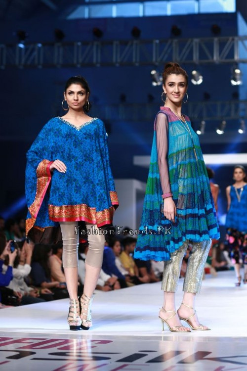 Shirin Hassan 'Rock N Rolla'Col. at PFDC Sunsilk Fashion Week 2015 (5)