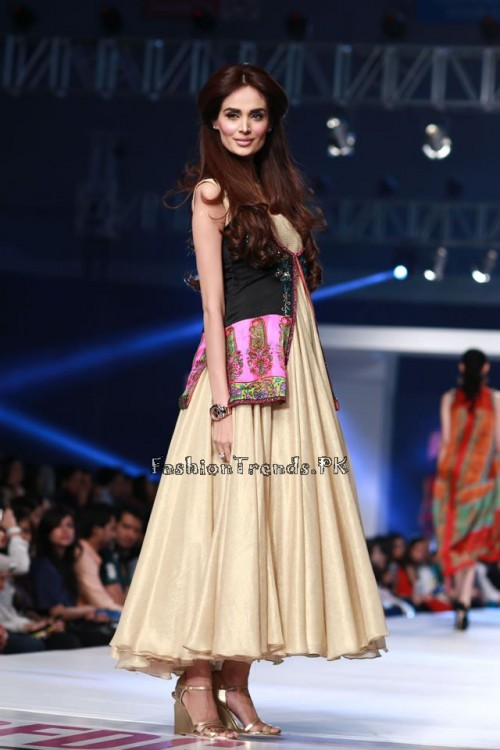 Shirin Hassan 'Rock N Rolla'Col. at PFDC Sunsilk Fashion Week 2015 (10)