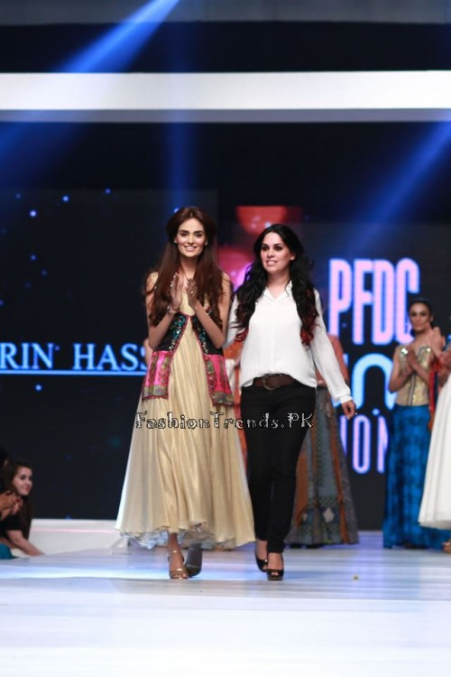 Shirin Hassan 'Rock N Rolla'Col. at PFDC Sunsilk Fashion Week 2015 (11)