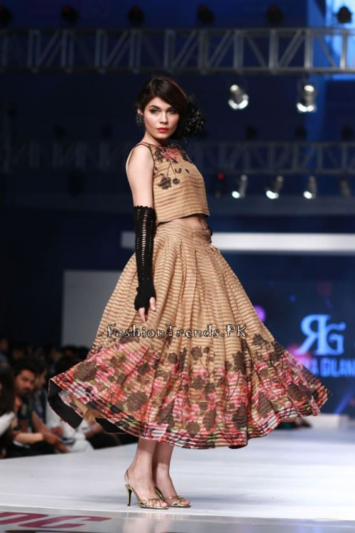 Shirin Hassan 'Rock N Rolla'Col. at PFDC Sunsilk Fashion Week 2015 (12)