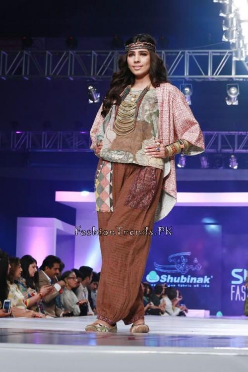 Shubinak Collection PFDC Sunsilk Fashion Week 2015 (4)