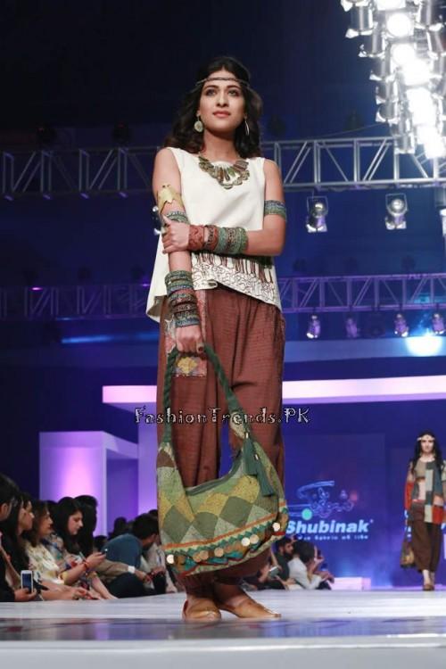 Shubinak Collection PFDC Sunsilk Fashion Week 2015 (6)