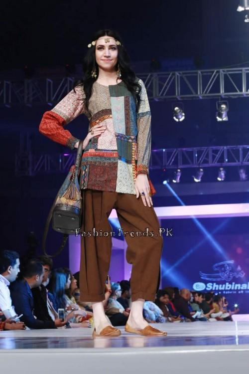 Shubinak Collection PFDC Sunsilk Fashion Week 2015 (7)
