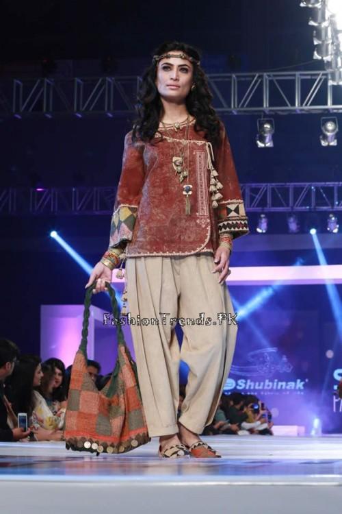 Shubinak Collection PFDC Sunsilk Fashion Week 2015 (8)