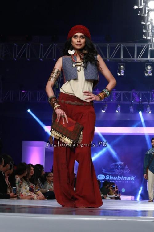 Shubinak Collection PFDC Sunsilk Fashion Week 2015 (9)
